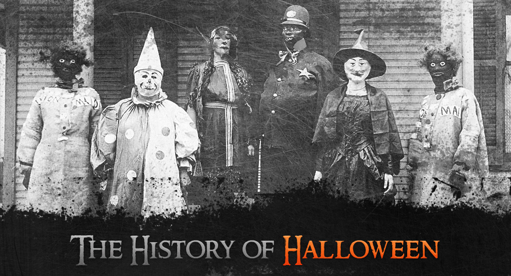 History of Halloween Day